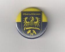 """OBERSCHLESIEN """"BUTTON""""  GLEIWITZ/OPPELN/KÖNIGSHÜTTE/BEUTHEN"""