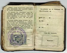 Chile Document with $20 revenue year 1953