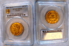 40 Francs ANXI Napoleon Bonaparte GOLD COIN PCGS CERTIFIED