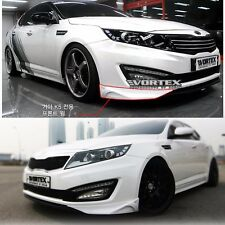 Morris Club Wing Type Front Lip Set for KIA Optima K5 11-13