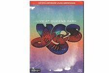 YES    LIVE AT QUEEN'S PARK RANGERS   CD