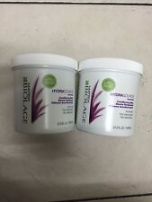 MATRIX BIOLAGE HYDRASOURCE HYDRATING CONDITIONING BALM 37 oz ( LOT OF 2 )
