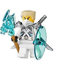 LEGO® Ninjago Minifig -Zane Rebooted Titanium from 70728  (Techno)