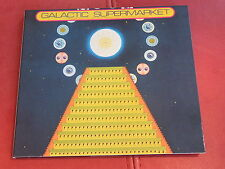 The Cosmic Jokers-Galactic supermarket 1995 CD Spalax france Klaus Schulze...