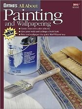 Ortho's All About Painting and Wallpapering, Brian Santos, Ortho Books, Good Boo