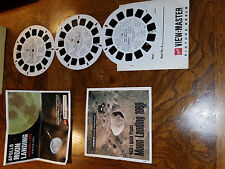1969 APOLLO MOON LANDING  SAWYERS  VIEW MASTER REELS COMPLETE B663