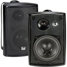 Deck Patio Stereo Component Speakers Speaker Sound System Home Multipurpose Set