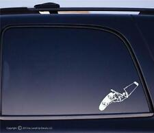 Kiteboarding Vinyl Decal,kitesurfing,kite,harness,bindings, sm