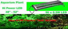 "Aquarium LED Stretch Tank Light Tropical Freshwater Plant 48"" 120CM 140CM"