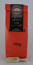 Hungarian Paprika First-rate SWEET 100g / 3.5 oz. + FREE wooden scoop