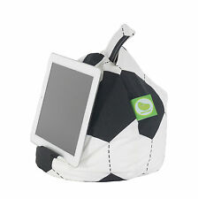 Football iPad, Book,Tablet & eReader Cushion Bean Bag Pillow Stand By Bean Lazy