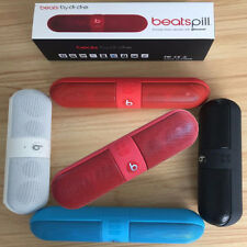 """PILL BEAT SPEAKERS"" Bluetooth music MP3 player dre (5 color)"