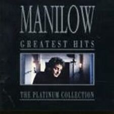 BARRY MANILOW-Greatest Hits/The Platinum Collection