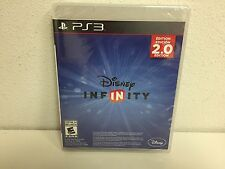 NEW Disney Infinity 2.0  PS3 GAME ONLY Marvel Heroes NO FIGURES OR BASE