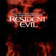 Resident Evil: Music From and Inspired By the Motion Picture by Various...