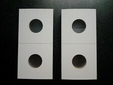 New 2x2 Penny Cardboard Coin Holders Flips Qty of 250 Penny Protector
