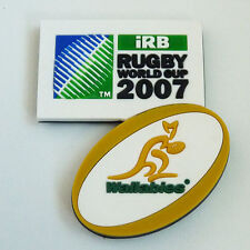 Rugby World Cup 2007 Wallabies Magnet