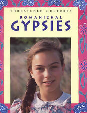 Romanichal Gypsies (Threatened Cultures) T.A. Acton, David Gallant Very Good Boo
