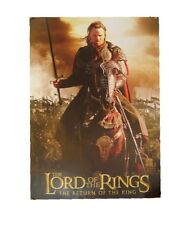 Lord Of The Rings Poster Return Of The King