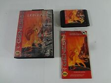 THE LION KING GENESIS TESTED AND WORKING COMPLETE