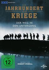 4 DVDs * DAS JAHRHUNDERT DER KRIEGE 1 - Der Weg in den Untergang # NEU OVP +