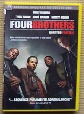DVD film: FOUR BROTHER. Quattro fratelli (2005) ex-nolo