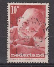 NVPH Netherlands Nederland nr 498 TOP CANCEL GRONINGEN kinderzegel 1947