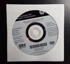 Compaq HP \ disque de récupération pour elite 8000 avec free Roxio Creator Business HD