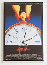 After Hours FRIDGE MAGNET (2 x 3 inches) movie poster martin scorsese