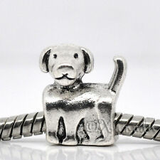 Labrador Puppy Dog European Bead For Charm Bracelets - Gift For Dog Owners