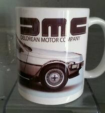Delorean Back To The Future DMC Gift Mug
