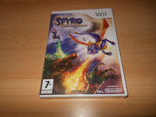 THE LEGEND OF SPYRO - DAWN OF THE DRAGON - NINTENDO WII BRAND NEW SEALED