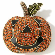 Heidi Daus Smash'in Pumpkin Pin Large EXQUISITE ONE OF A KIND DEAL!!