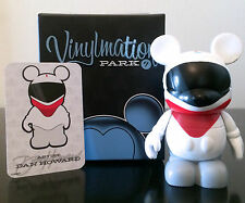 "DISNEY VINYLMATION 3"" PARK 1 MONORAIL RED MICKEY MOUSE 2008 COLLECTIBLE FIGURE"