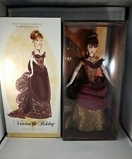 2006 Victorian Holiday Barbie Doll Gold Label Fan Club Members Only NRFB