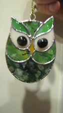 Stained Glass  Sun catcher Ornament   8 sold