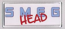 SMEG HEAD 'wide screen' fridge magnet - RED DWARF !