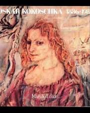 OSKAR KOKOSCHKA 1886 1990 Catalogo mostra Roma Marsilio Editori 1981