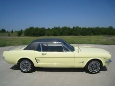 Ford: Mustang 289 w/ Disc