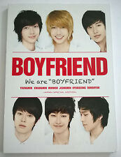 Boyfriend We Are Boyfriend Japan Special Edition CD DVD Photobook No Photocard