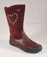Richter Girls Port Leather Waterproof Zip Boots UK 13 EU 32 US 13.5