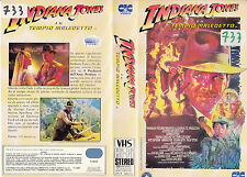 Indiana Jones e il tempio maledetto (1984) VHS CIC VIDEO