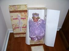 "Lee Middleton Moments LIL DIVINE DANCER 20"" Silicone Vinyl Baby Doll NIB"