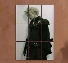 Final Fantasy 7 AC Cloud Japanese Anime mini Poster 1