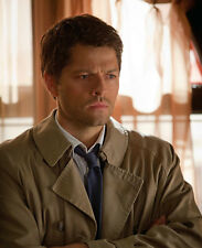 Misha Collins UNSIGNED photo - G658 - Supernatural