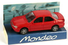 1:87 Ford Mondeo Stufenheck (MK2) rot red - Dealer-Edition OEM - Rietze