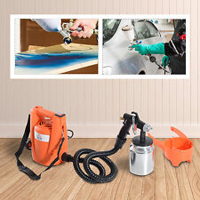 HOMCOM 1L 650W Professional Paint Sprayer Gun Airless Electric Painting System