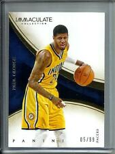 Paul George 13/14 Panini Immaculate Collection #05/99