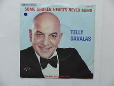 telly savalas sOME BROKEN HEARTS NEVER MEND 1C006 46164