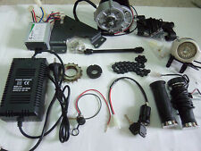 24V 350W ELECTRIC MOTORIZED E BIKE CONVERSION KIT